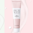 "Осветляющий крем для выравнивания тона лица ""Розовый"" Secret Key Snow White Color Tone Up Cream Pink 30 мл"