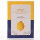 Маска для лица с экстрактом лимона WIMS8 LEMON DAILY MASK, 10 шт.