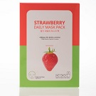 Маска для лица с экстрактом клубники WIMS8 STRAWBERRY DAILY MASK, 10 шт.